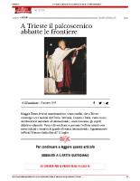 A Trieste il palcoscenico abbatte le frontiere – Il Fatto Quotidiano