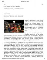 CORIERE CULTURA E TEATRO 12 GIUGO 18