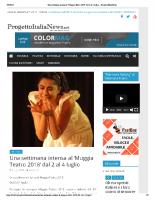 PROGETTO ITALIA NEWS 2 LUGLIO