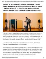SPAGHETTI ITALIAI 16 GIUGNO