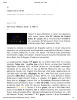 TEATRO CULT NEWS 12 GIUGNO 18