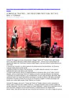 Comunicare Senza Frontiere_Muggia Teatro