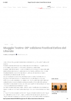 Il Tabloid_Muggia Teatro-26° edizione Festival Estivo del Litorale