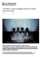 _The Maze_ in scena al Muggia Teatro 26° Festival estivo del Litorale – Arti e Spettacolo